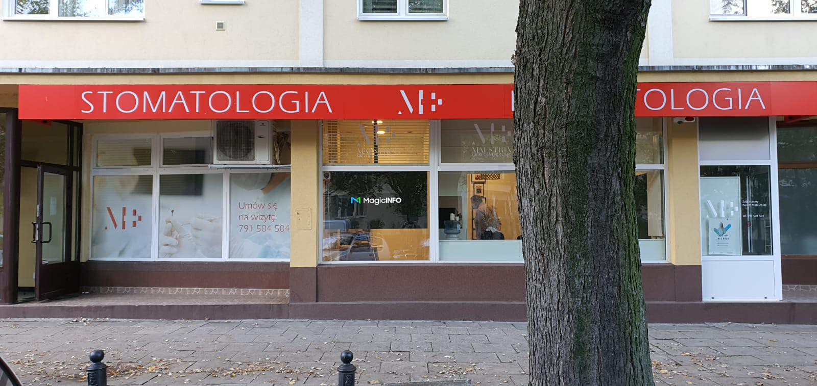 stomatologia-monitor-samsung-digital-signage